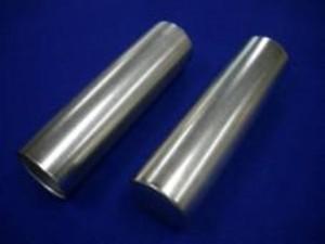産業用二次電池向けニッケルカドミウム電池ケース部品の半光沢ニッケルメッキ加工事例
