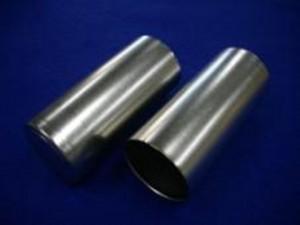産業用二次電池向け大型カドミウム電池ケース部品の半光沢ニッケルメッキ加工事例