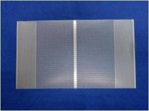 二次電池向け電極用パンチングフープ材の無光沢ニッケルメッキ加工事例