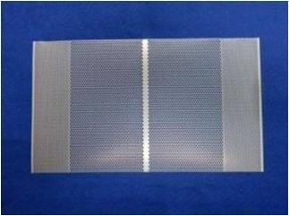 二次電池向け電極用ニッケルメッキパンチングフープ材