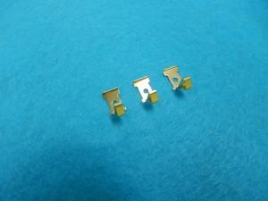 接点部品の金メッキ加工事例